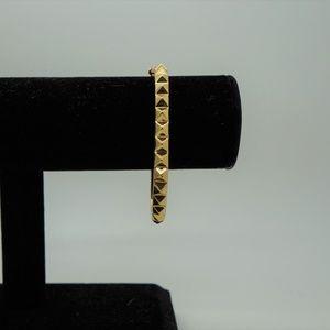 Kate Spade Gold Spike Bangle Bracelet